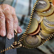 """""""Sodra"""": gyventojai į oresnę senatvę investuoja stebėtinai stabiliai"""