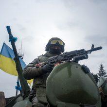 Ministras: Lietuva siūlys NATO suteikti Ukrainai narystės veiksmų planą