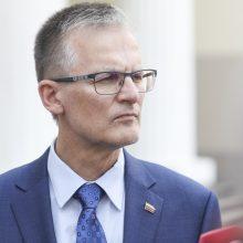 J. Sabatauskas ragina kuo greičiau spręsti advokatų krizę