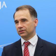 R. Masiulis sako sulaukęs prašymo atskleisti ministerijos įstaigų auditorius
