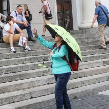 Apgyvendinimo įstaigos džiaugiasi rekordiniu turistų skaičiumi