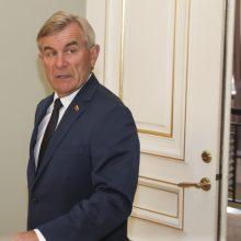 Valdantieji bandė išvengti balsavimo dėl V. Pranckiečio: iniciatyvą perėmė opozicija