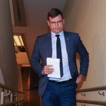 L. Kasčiūnas: ministerija atsikratė atsakomybės dėl gaisro Alytuje