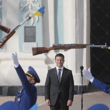 V. Zelenskis: kiekvienas Krymo gyventojas – ukrainietis