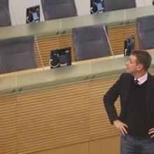 G. Landsbergis prakalbo apie galimai piktus kėslus valdančiųjų stovykloje