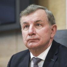 R. Sinkevičius apie V. Sutkų: nepastebėjau, kad būtų peržengtos ribos