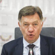 Lietuva siekia blokuoti Rusijos atstovų įgaliojimus Europos Tarybos PA