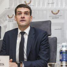 R. Žemaitaitis dar kartą bus paragintas atsiprašyti vyresnio amžiaus kolegų