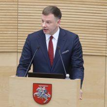 Seimas priėmė 2020 metų biudžetą
