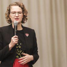 Laisvės partija pradeda kandidatų sąrašo Seimo rinkimams reitingavimą