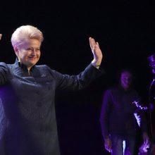 D. Grybauskaitė apie derybas Briuselyje: pasakysiu labai trumpai ir aiškiai