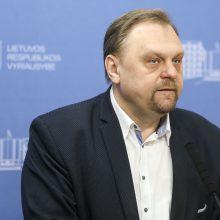 V. Sutkus atsistatydina iš Lietuvos verslo konfederacijos prezidento pareigų
