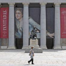 Didžiausi Madrido muziejai atvers duris lankytojams birželio 6-ąją