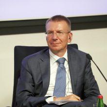 Latvija atšaukia savo ambasadorių Baltarusijoje konsultacijoms