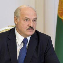 Baltarusijos KGB paskelbė neva užkirtusi kelią pasikėsinimui į A. Lukašenką