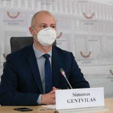"""S. Gentvilas: """"Klasco"""" galės atnaujinti veiklą įrodžiusi, kad neišmeta į miestą geležies rūdos"""