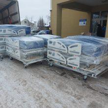 Šiaulių ligoninei – SBA koncerno dovana už daugiau nei 35 tūkst. eurų