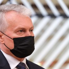 G. Nausėda ragina JT skirti daugiau dėmesio žmogaus teisių pažeidimams Baltarusijoje