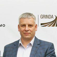 """""""Grindai"""" laikinai vadovaus D. Kuliešius, konkursas – vasaros pabaigoje"""