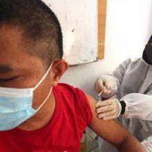 PSO: pasaulyje mažėja koronaviruso atvejų skaičius