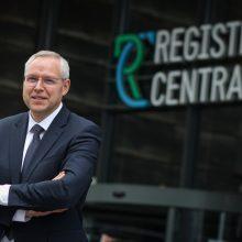 Registrų centro Teisės departamento vadovu tapo Ž. Radišauskas