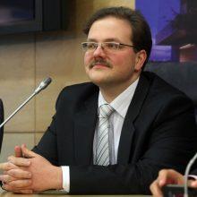 Mirė Valstybės pažangos tarybos narys E. Leichteris