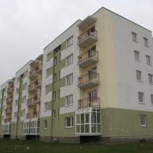 Vilniuje šiemet jau parduota daugiau naujų butų nei per visus 2018 metus