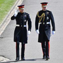 Princas Harry pripažino: jis ir princas Williamas eina skirtingais keliais