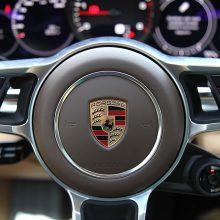 """Vilniuje apvogtas """"Porsche"""" automobilis, nuostolis – 12 tūkst. eurų"""