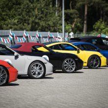 """""""Porsche"""" spalvos: Lietuvoje pastebi kintančius pirkėjų norus"""