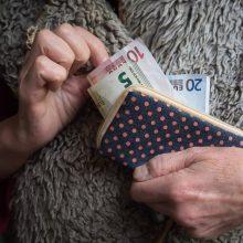 Pensijų anuitetai: ilgai kaupti pinigai jau byra į gyventojų kišenes