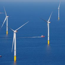 ES ruošia dirvą jūrų vėjų bumui