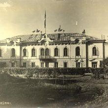 Maži rūmai, turintys didelę istoriją: prezidento rezidencija Kaune
