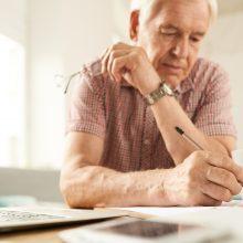 M. Navickienė: Vyriausybė neketina ilginti pensinio amžiaus iki 72 metų