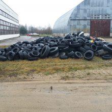 Pernai iš miškų išvežta net 700 tonų atliekų