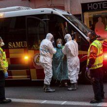Ispanija aplenkė Kiniją pagal mirtinų koronaviruso atvejų skaičių