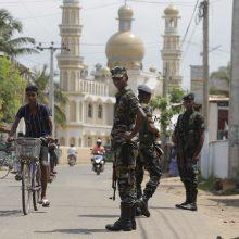 Šri Lankos policija: visi Velykų išpuolių vykdytojai suimti ar nukauti