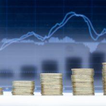 SEB bankas prognozuoja, kad BVP šįmet augs 4,6 proc.