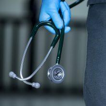 Įkalinimo įstaigose dirbantys gydytojai surengė streiką