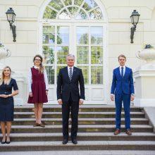 """Projektas """"Kurk Lietuvai"""" – savivaldybių savarankiškumui stiprinti"""