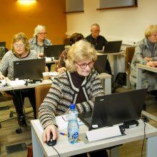 Bibliotekose – nemokami interneto bankininkystės mokymai