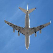 Specialiu lėktuvu iš Minsko atskris lietuviai