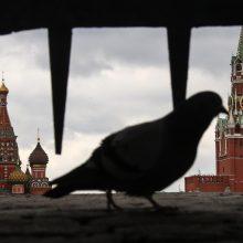 A. Pranckevičius: Rusija ir Kinija skleidžia dezinformaciją dėl koronaviruso