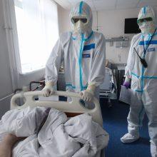 Lenkijoje nustatytas 551 naujas koronaviruso atvejis, 12 pacientų mirė