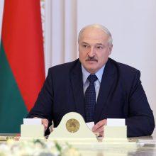 A. Lukašenkai iškilo rimčiausias rinkimų iššūkis