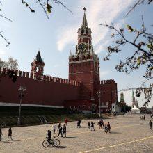 Rusijos URM: nepageidaujamais asmenimis paskelbti 10 JAV diplomatų