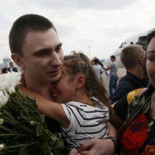 Ukraina dar kartą apsikeis kaliniais su Rusija?