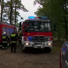 Lenkijoje sprogus karo laikų sviediniams žuvo du kariai, dar keturi sužeisti