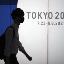 Tokijo olimpinėse žaidynėse nebus leidžiama prekiauti alkoholiu ar jį vartoti