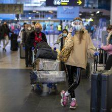 Premjeras: planuojama atnaujinti daugiau tarptautinių skrydžių